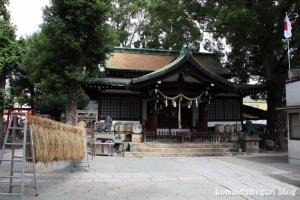 八坂神社・下の宮(大阪市大正区三軒家東)4
