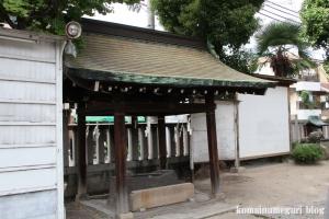 八坂神社・下の宮(大阪市大正区三軒家東)5
