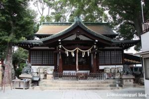 八坂神社・下の宮(大阪市大正区三軒家東)7