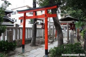 八坂神社・下の宮(大阪市大正区三軒家東)11