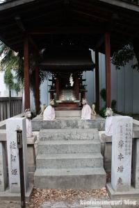 八坂神社・下の宮(大阪市大正区三軒家東)12
