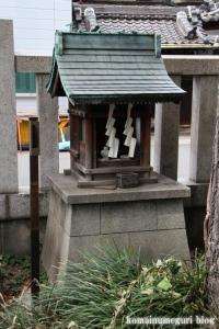 八坂神社・下の宮(大阪市大正区三軒家東)13