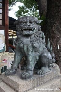 八坂神社・下の宮(大阪市大正区三軒家東)16