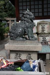 八坂神社・下の宮(大阪市大正区三軒家東)19