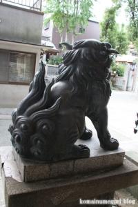 八坂神社・下の宮(大阪市大正区三軒家東)17