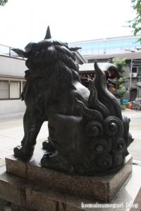 八坂神社・下の宮(大阪市大正区三軒家東)21