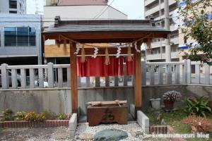 赤手拭稲荷神社(大阪市浪速区稲荷)7
