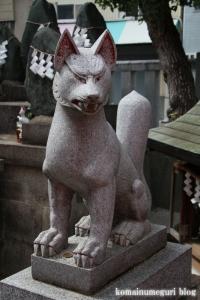 赤手拭稲荷神社(大阪市浪速区稲荷)9