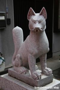 赤手拭稲荷神社(大阪市浪速区稲荷)10