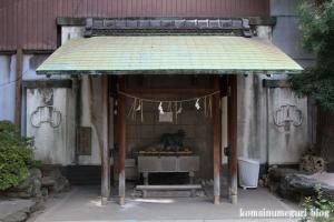 難波八阪神社(大阪市浪速区元町)9