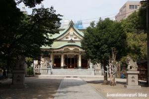 難波八阪神社(大阪市浪速区元町)11