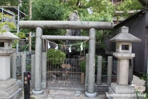 難波八阪神社(大阪市浪速区元町)17