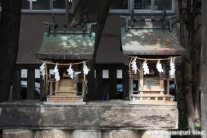 難波八阪神社(大阪市浪速区元町)19