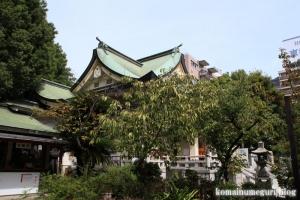 難波八阪神社(大阪市浪速区元町)27