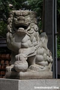 難波八阪神社(大阪市浪速区元町)12