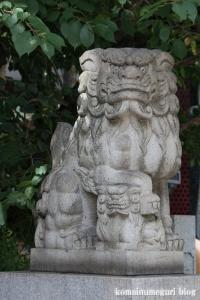 難波八阪神社(大阪市浪速区元町)13