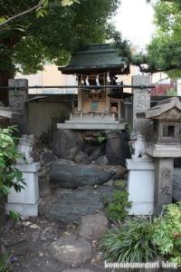 難波八阪神社(大阪市浪速区元町)25
