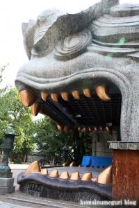 難波八阪神社(大阪市浪速区元町)28