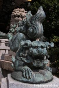 難波八阪神社(大阪市浪速区元町)31