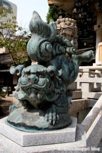 難波八阪神社(大阪市浪速区元町)35