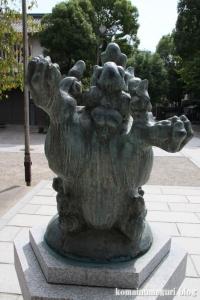 難波八阪神社(大阪市浪速区元町)32