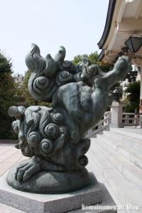 難波八阪神社(大阪市浪速区元町)33