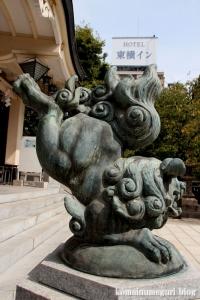難波八阪神社(大阪市浪速区元町)37