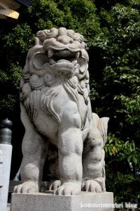 難波八阪神社(大阪市浪速区元町)39
