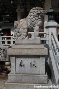 難波八阪神社(大阪市浪速区元町)42