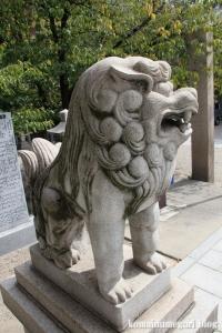 難波八阪神社(大阪市浪速区元町)40
