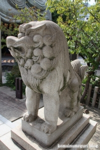 難波八阪神社(大阪市浪速区元町)44