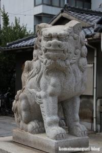 敷津松之宮(大阪市浪速区敷津西)9