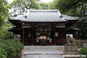 安井神社(大阪市天王寺区逢坂阪)8
