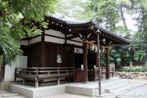 安井神社(大阪市天王寺区逢坂阪)9