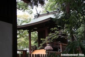 安井神社(大阪市天王寺区逢坂阪)11