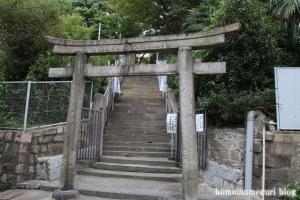 安井神社(大阪市天王寺区逢坂阪)32