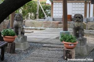 安井神社(大阪市天王寺区逢坂阪)35