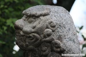 安井神社(大阪市天王寺区逢坂阪)31