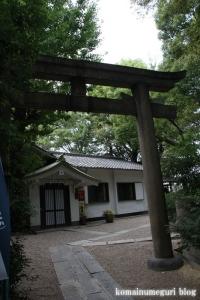 安井神社(大阪市天王寺区逢坂阪)6