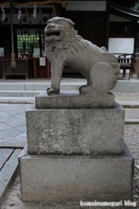 安井神社(大阪市天王寺区逢坂阪)22