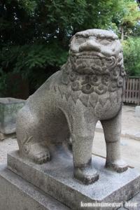 安井神社(大阪市天王寺区逢坂阪)27