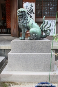 高津宮(大阪市中央区高津)30