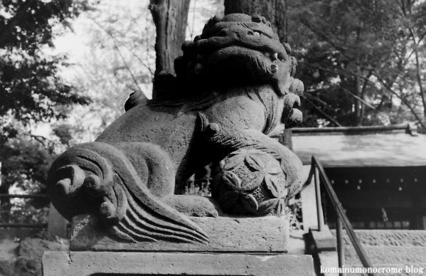 三宿神社(世田谷区三宿)3
