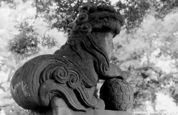 太子堂八幡神社(世田谷区太子堂)3