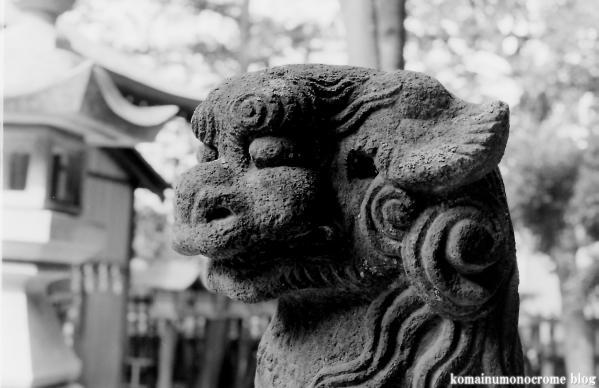 太子堂八幡神社(世田谷区太子堂)4