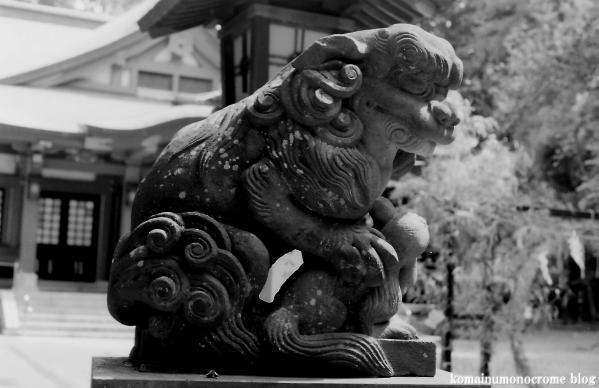世田谷八幡宮(世田谷区宮坂3