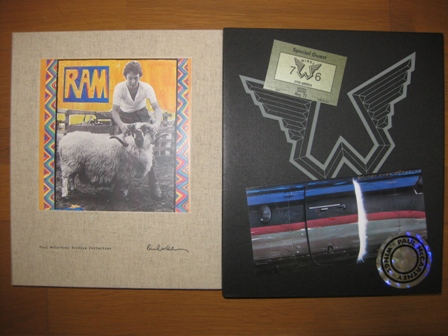 WOA and ram