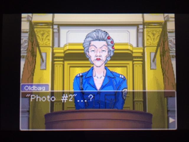 逆転裁判 北米版 オールドバグ証言2-22