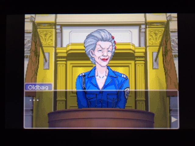 逆転裁判 北米版 オールドバグ証言2-38