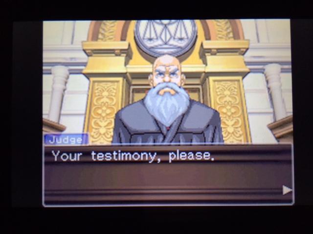 逆転裁判 北米版 オールドバグ証言2-48